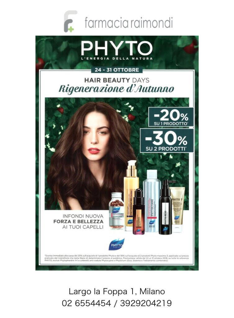 Hair Beauty Days PHYTO